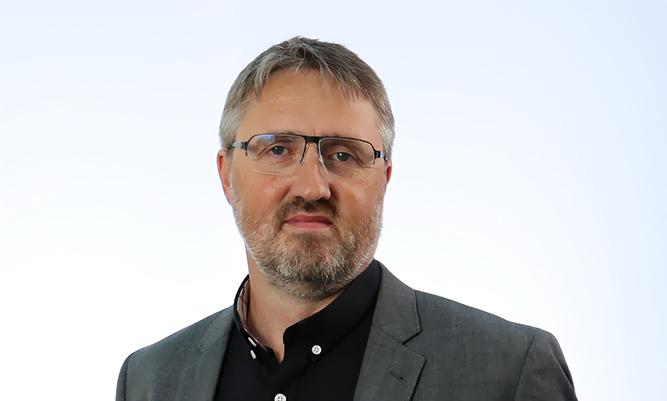 Anders Eriksson är Wibax expert när det gäller dammbindning inom gruvindustrin.