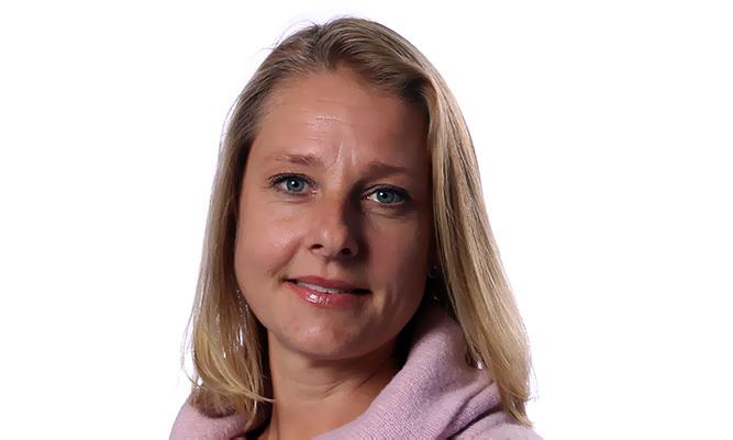 Cecilia Oddstig är en av Wibax experter när det gäller vattenrening inom gruvindustrin.