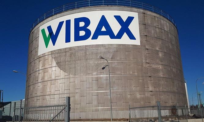 Wibax-terminaali, Norrköping