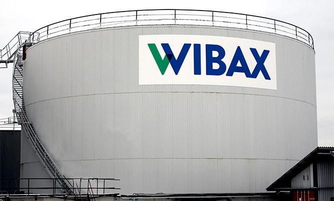 Wibax-terminaali, Skutskär