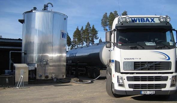En helhetslösning för leverans av bioolja