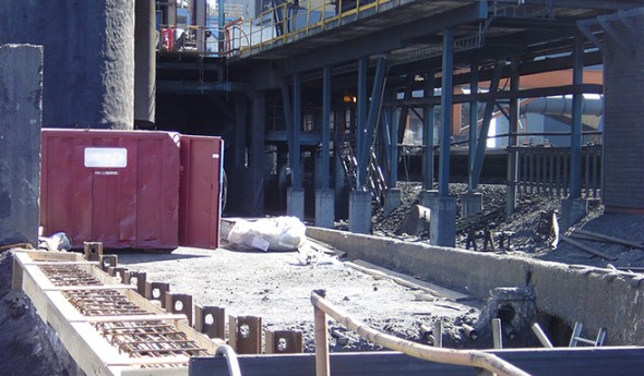 Renovation, surface protection and reinforcement of concrete and metal