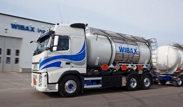 Ett av Sveriges ledande logistikföretag för flytande kemikalier
