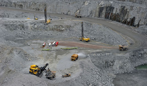 En stark partner till gruvbranschen