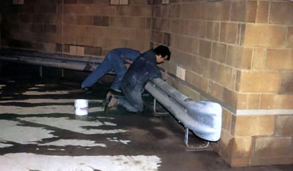 Åtgärdar era läckageproblem i betong
