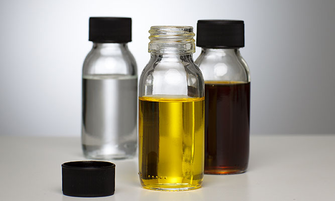 Produktprover bioolja