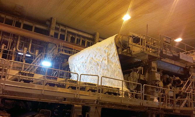 Wira - Pappersbruk