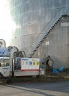 Chemical and mechanical system cleaning