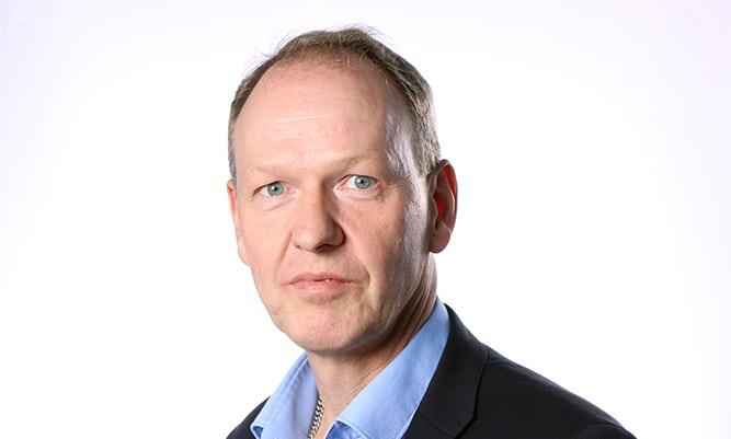 Mikael Kvist, Managing Director Wibax Sales Oy