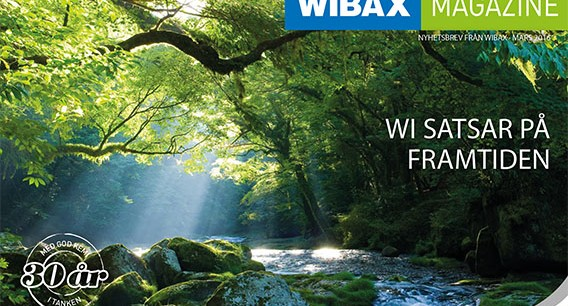 Wibax nyhetsbrev