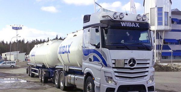 Wibax new transporter of heavy oil for Preem