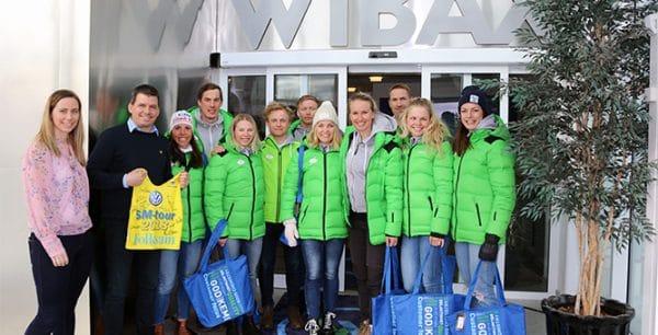 Hiihtoseura Piteå Elit vierailulla Ruotsin Wibaxissa