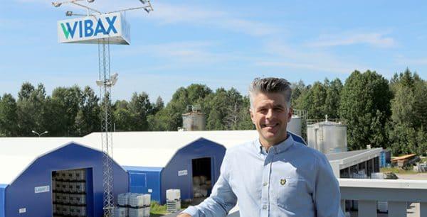 Ny produktionschef på Wibax