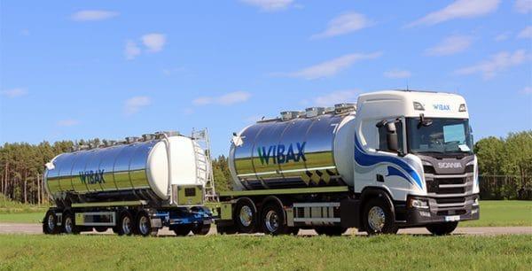 Wibax Logistics nominerade till Hållbarhetspris