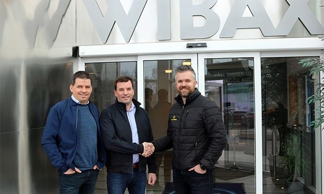 -Vi är mycket nöjda över den här lösningen som innebär ett samarbete mellan två starka och familjeägda Pite-företag, säger Jonas Wiklund, vd på Wibax. När allt är klart kommer vi att ha lokaler anpassade efter både dagens och morgondagens behov.