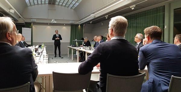 WIBAX deltog på IKEM styrelse- och årsstämma