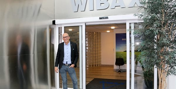 Wibax is helping customers reduce their CO2 emissions