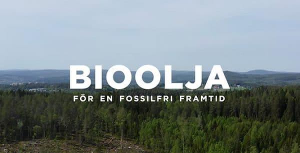 Film - Bioolja för en fossilfri framtid