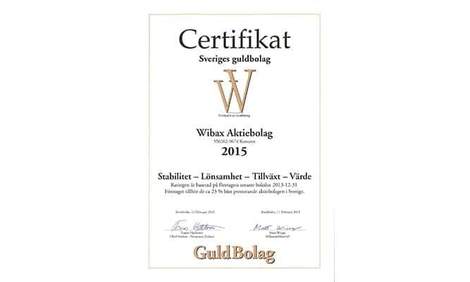 På guldbolag.se visas en rating baserad på värde, stabilitet och lönsamhet i förhållande till andra företag.