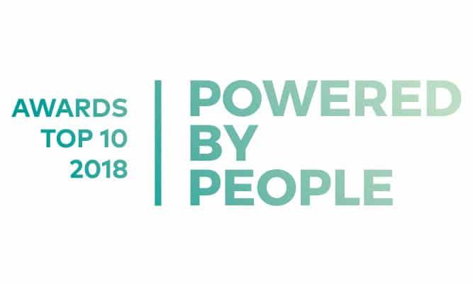 Wibax är en av topp 10 i Powered by People! Powered by People är en utmärkelse som Netsurvey instiftade 2017 för att premiera de företag som har arbetat hårt med resultaten från sin medarbetarundersökning.