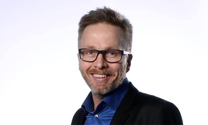 – Vi vill säkerställa en hög säkerhetsnivå, säger Anders Skoog, Operations Manager Wibax terminaler.