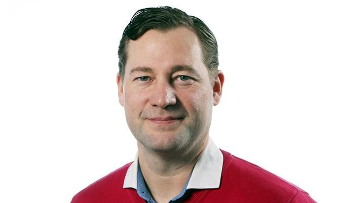 Frank Ljungstedt, Sales manager Wibax AB