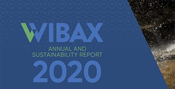 Wibax Annual and Sustainability report 2020