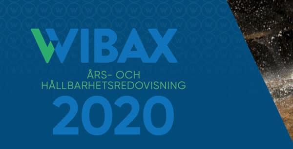 Wibax Års- och Hållbarhetsredovisning